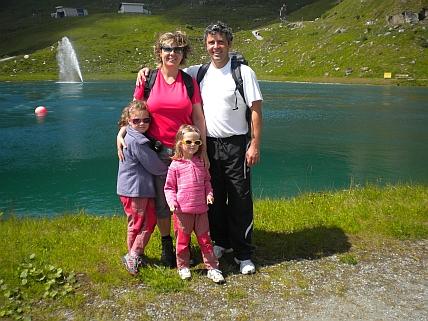 Gabriela a Zdeněk Dědkovi  - ubytovanie v rakúských alpách
